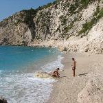 The nudist beach