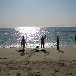 SUP Mexico Lesson at Palmilla Beach