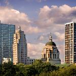 Fort Wayne is Indiana's second-largest city and is home to over 250,000 residents.