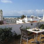 Vista terraza