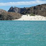 balandra even has a sand dune !