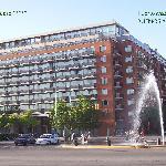 Hotel Madero Außenansicht