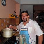 Chef Jose E Lopez Eupierrez