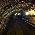 Corridor reconstructed mine
