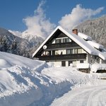 Apartments Mavrica - Bohinj in winter