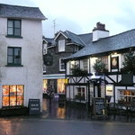 The Red  Lion Hawkshead