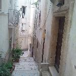 The old town of Salemi
