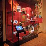 The little museum covers a huge range of topics