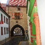 Tor der Stadtmauer