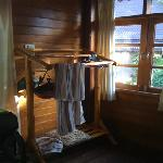 Kleideraufbewahrung, ohne Ablagemöglichkeit