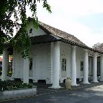 White Maharaja's municipal building, D/T Kuching