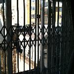 bars on windows