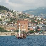 The Red Tower - Alanya day trip