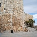 muros del castillo