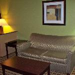 Sitting area-King Suite