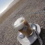 cafe pres de la mer proche