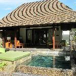 Garden villa #123
