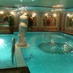 piscina interna acqua freddina
