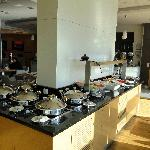 Ibis Bursa - buffet breakfast