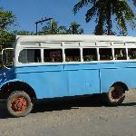 Petit bus sympa