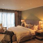 Perfect atmosphere and supersoft bed linen