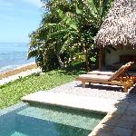 Sunset Pool Villa - Pool, lounges, and day bed!  Perfect