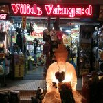 Hahaaa, my favorite goofy shop, Village Vanguard!