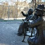The Five Women monument