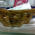 cesta de jabones con moho