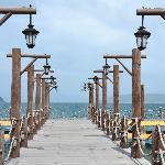 Entry dock
