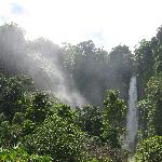 One of the seven falls