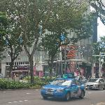 Daytime at Orchard Central