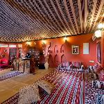 Desert Nights Camp - Al Wasil, Oman_Reception