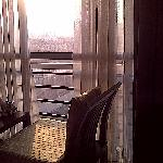 Nice morning sun to the room