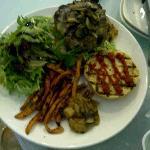my gourmet burger