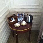 Time for coffee & tea....