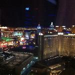 View from 39th floor room