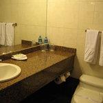Room 705 bathroom