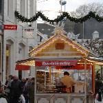 Maastricht Christmas boulevard