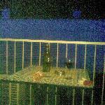 balcon despues de un vinito compartido