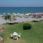 Platanias Mare beach