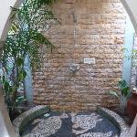 la magnifique salle de bain