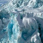 incredible view of a wanaka Alpine glacier