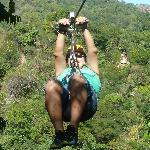 Hanging!