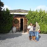 Beautiful small winery