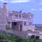 Stone House is siuated right on the coast line of Gansbaai