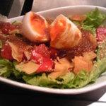 11.11.12【花月虹梅店】サラダ