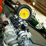 Coventry Transport Museum's Motorsport exhibition is home to a range of racing cars from through
