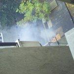 Giftmüllverbrennung im Hof