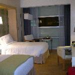 Very nice room, despite no so big!.